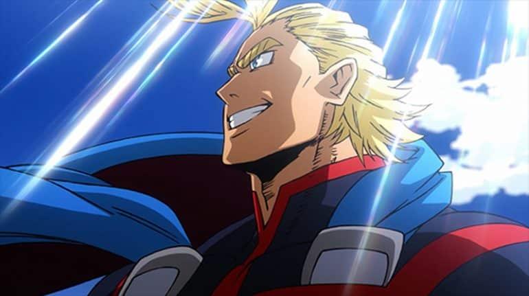 All-Might - My Hero Academia