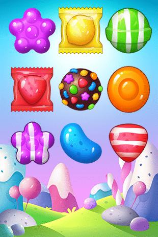 Candy Swipe