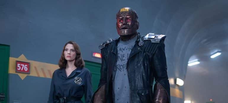 Doom Patrol Episode 12 Review – Cyborg Becomes The Man In The Box