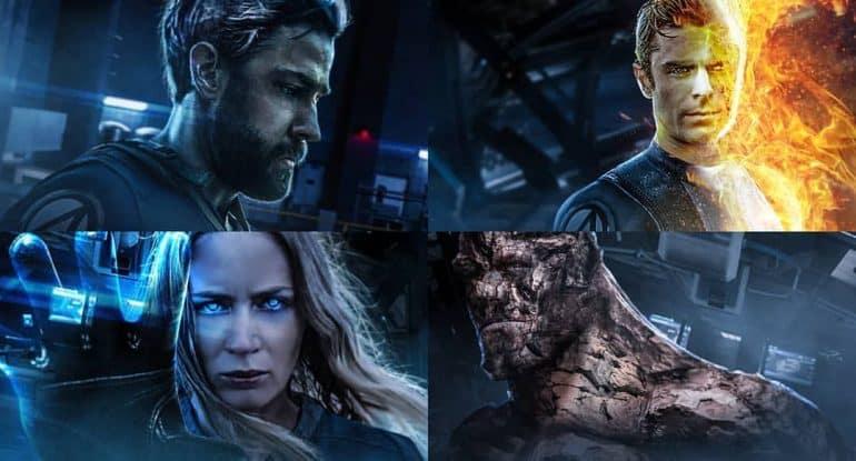 Fantastic Four Endgame