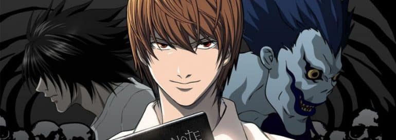 The 15 Most Powerful & Strongest Anime Characters Of All Time Light Yagami - Death Note