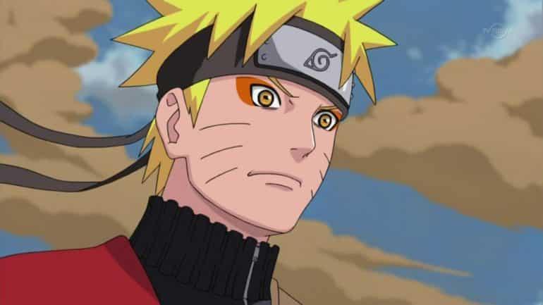 Naturo Uzamaki – Naruto