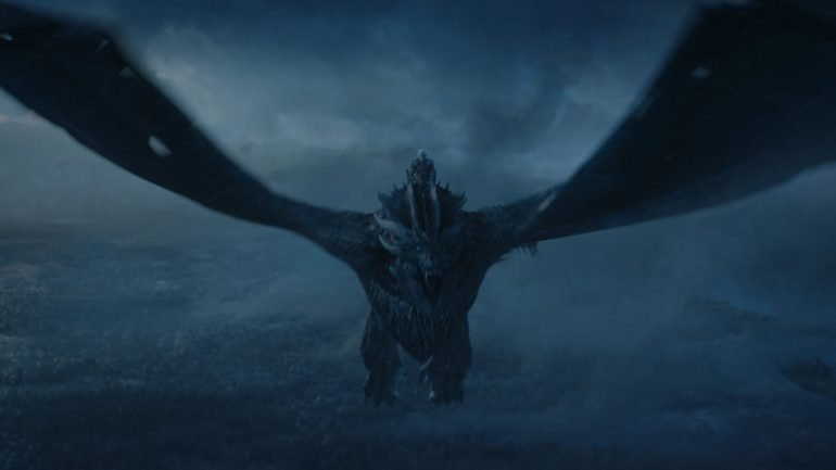Night King Dragon