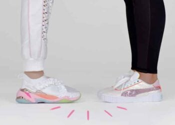 The PUMA X Sophia Webster Collaboration Explores Neon Colours
