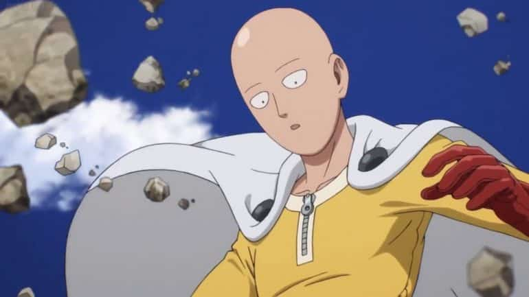 Saitama - One Punch Man The 15 Most Powerful & Strongest Anime Characters Of All Time