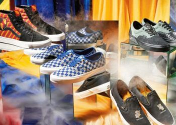 The Long-Awaited Vans X Harry Potter Drop Leaks Online