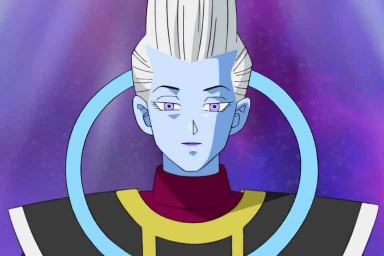 The 15 Most Powerful & Strongest Anime Characters Of All Time Whis - Dragon Ball Super