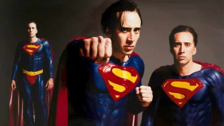 Nicolas Cage's Superman