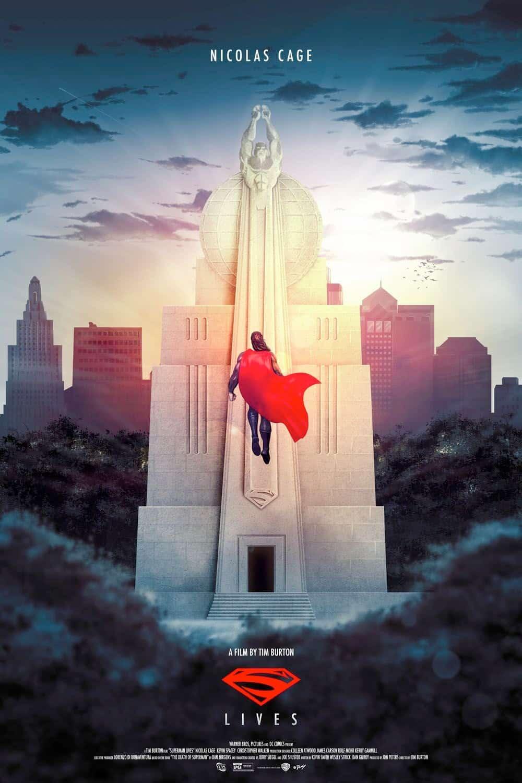 Nicolas Cage's Superman Deserves An Animated Movie
