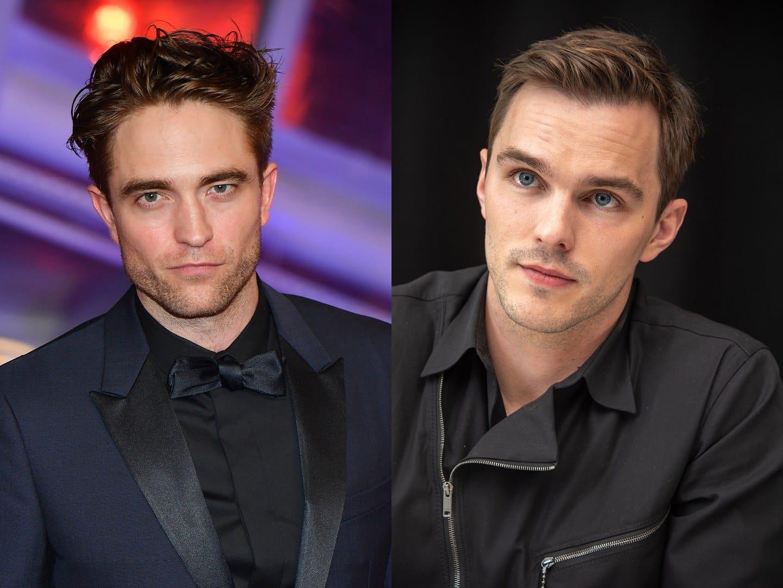 Robert Pattinson Beat Nicholas Hoult