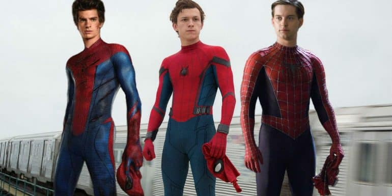 Spider-Man actors
