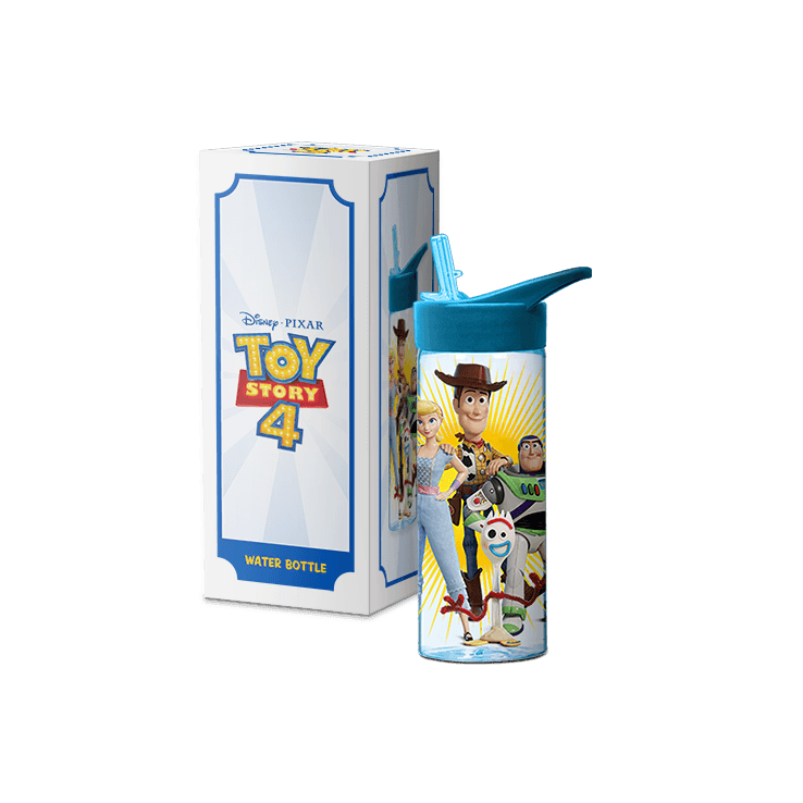 Toy Story 4 Plastic Water Bottle Visual Win A Toy Story 4 Hamper - CLOSED Competitions