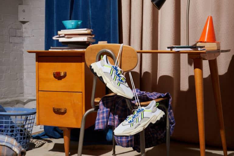 adidas Originals Drops Redesigned 90s OZWEEGO Sneaker