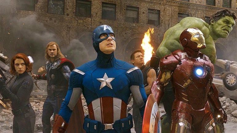 Avengers: Assemble (2012)