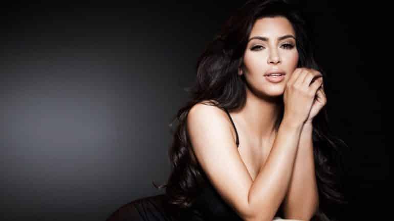 Catwoman Kim Kardashian