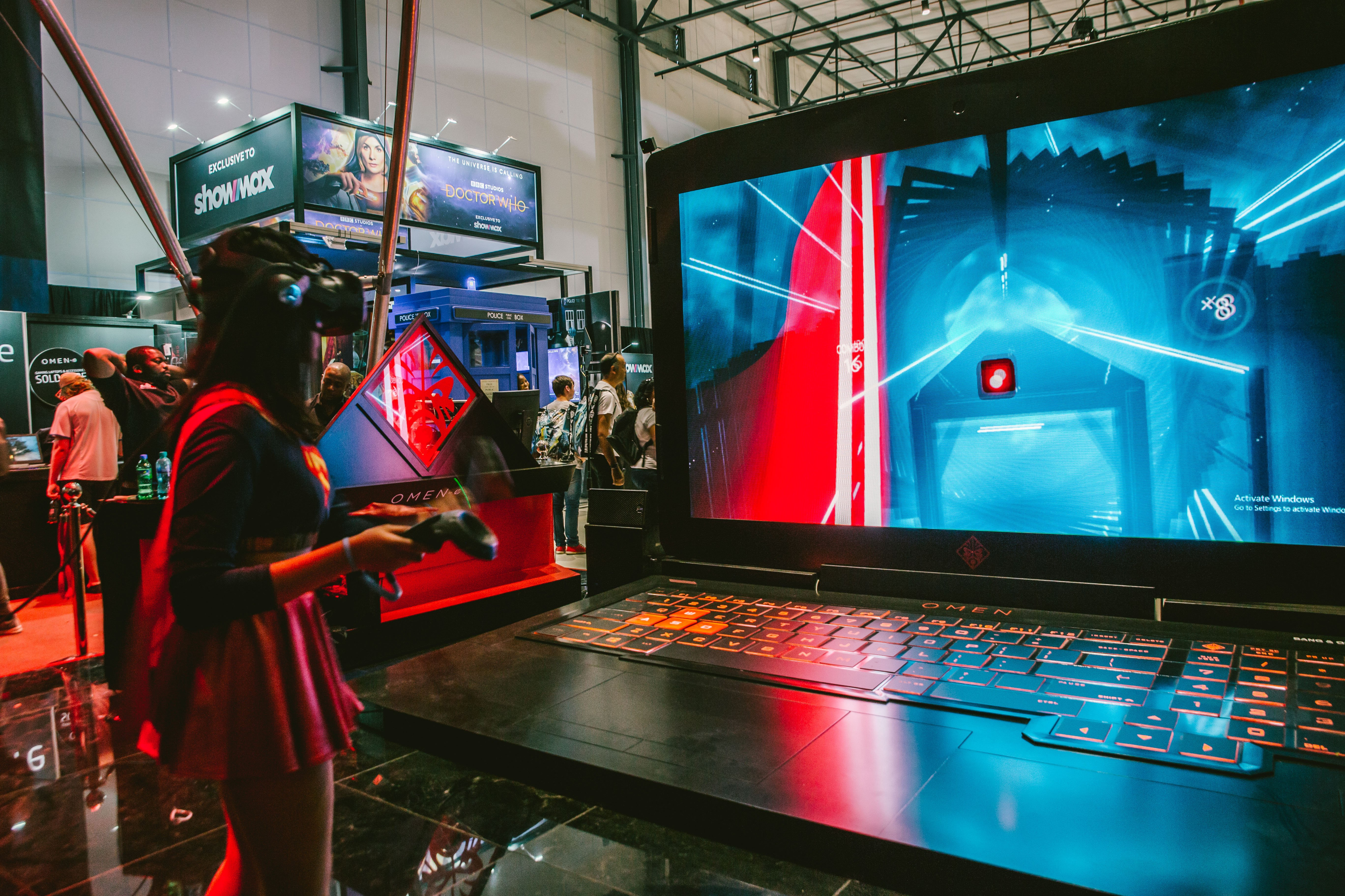 Comic Con Africa 2019 Gaming