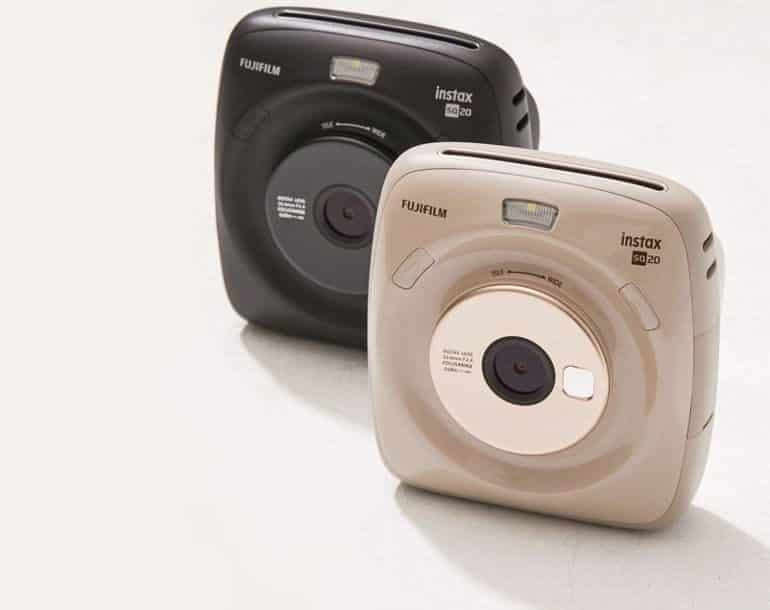 Fujifilm Instax Square SQ20 Review – Editing And Printing On The Fly