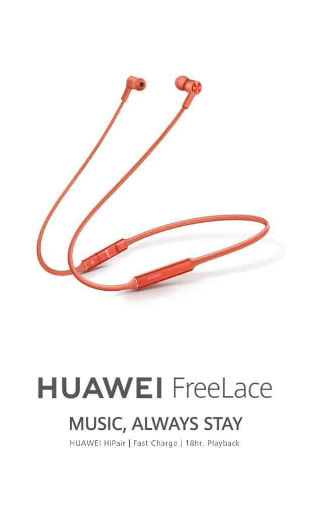 Huawei FreeLace Wireless Earphones Review