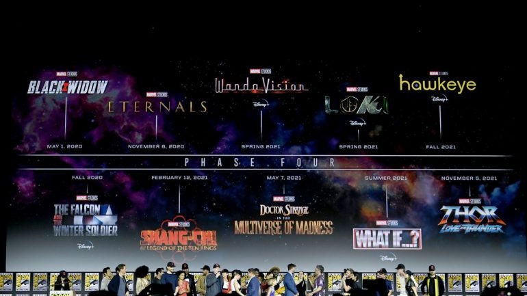 Marvel's Phase 4