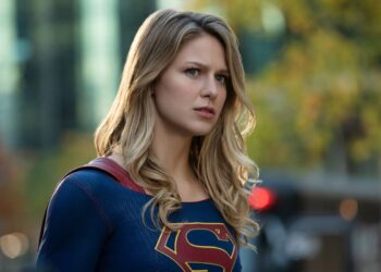 Melissa Benoist's Supergirl Is Getting Pants