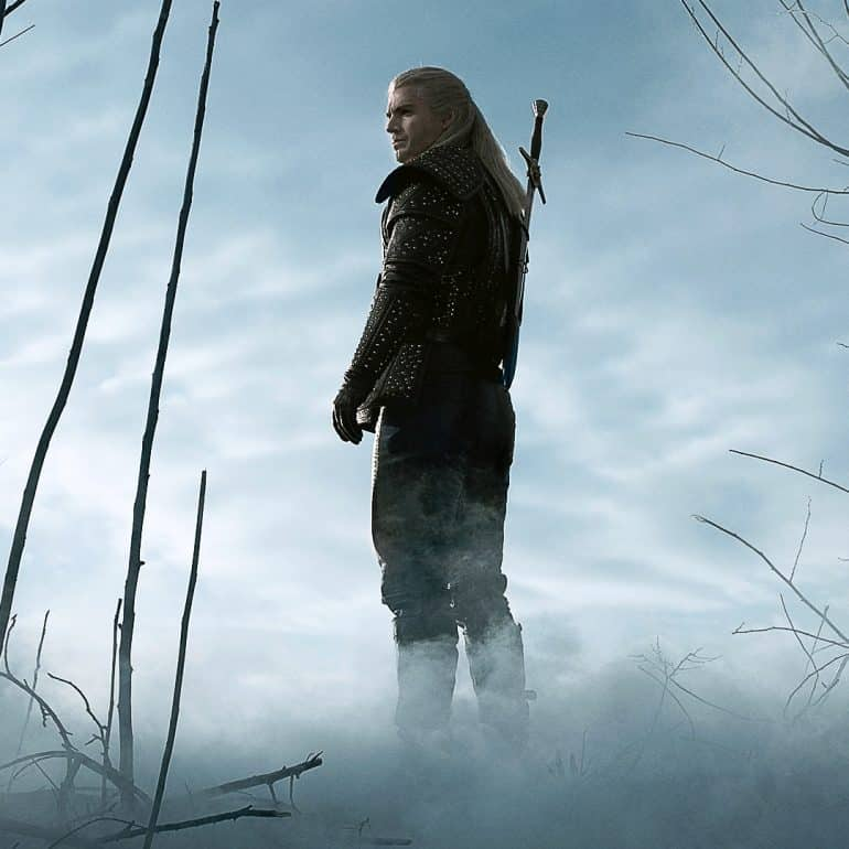 Netflix - The Witcher - TV -