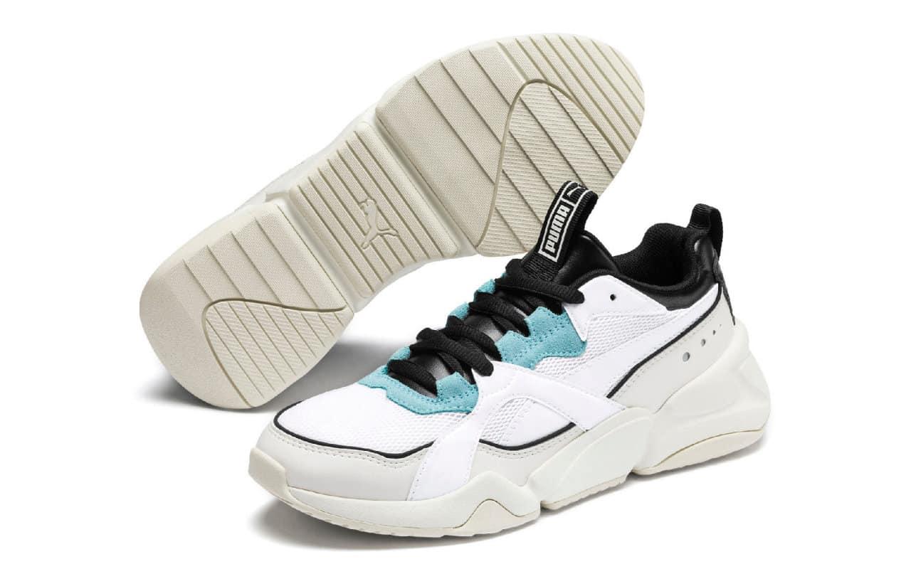 PUMA Drops New Nova Sneaker With Nomzamo Mbatha