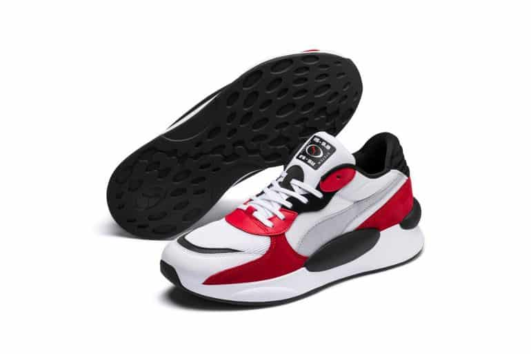 PUMA Redefines Speed With RS 9.8 Sneaker Pack
