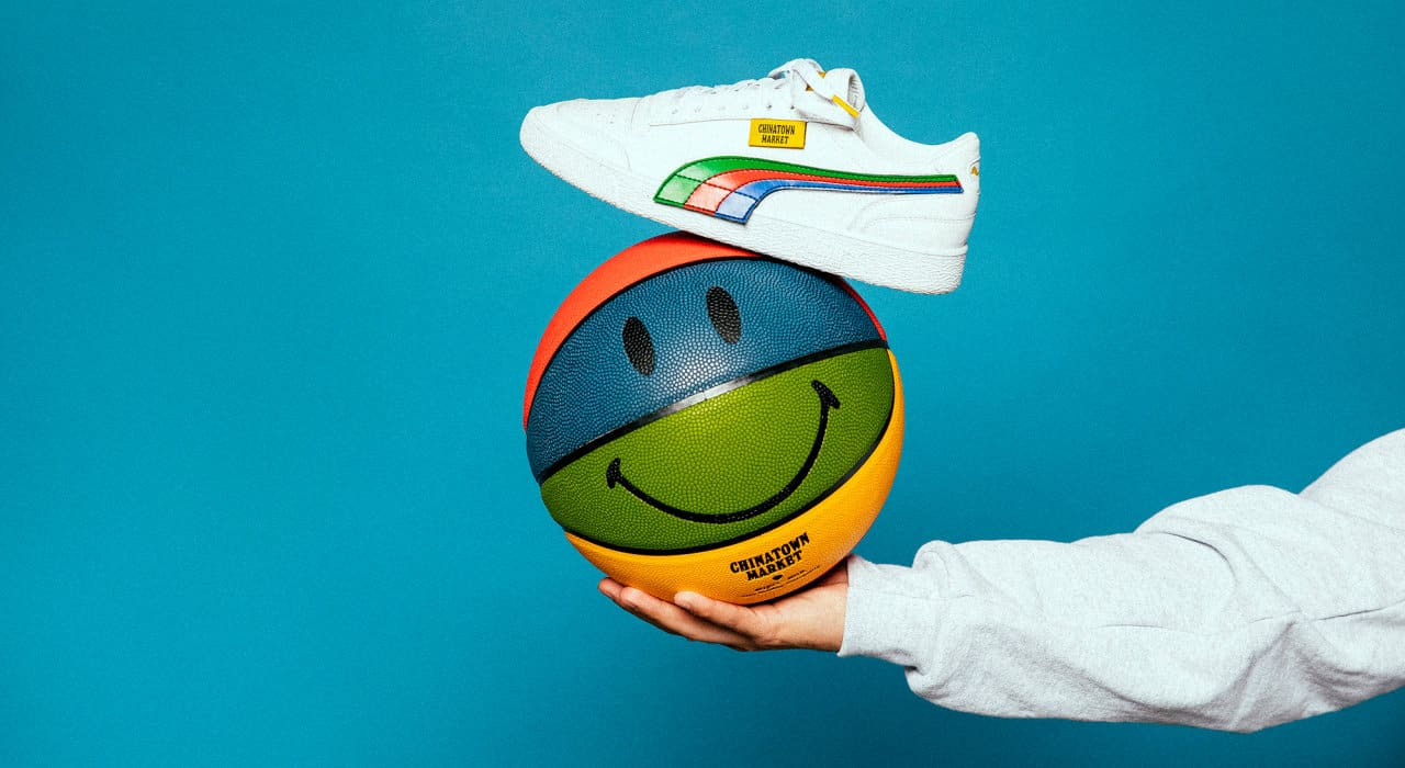 PUMA And Chinatown Market Drop First Collection With DIY Style