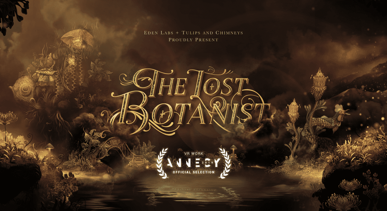 The Lost Botanist - An African VR Puzzle-Adventure