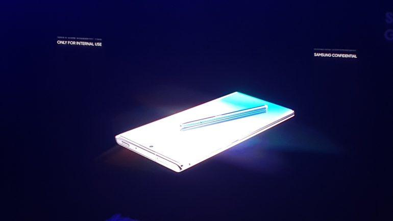 Samsung Officially Launches The Galaxy Note 10 Range