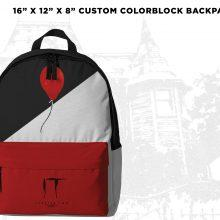 """Backpack Win An Awesome """"IT: Chapter 2"""" Hamper Worth R2000 - CLOSED Competitions"""