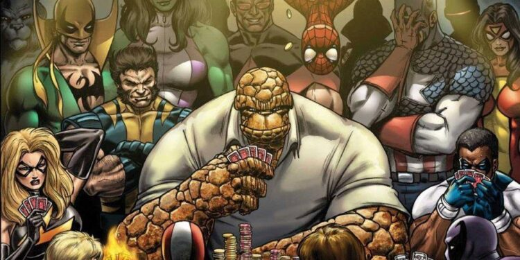 Comic Characters That Have Got Online Slots Named After Them