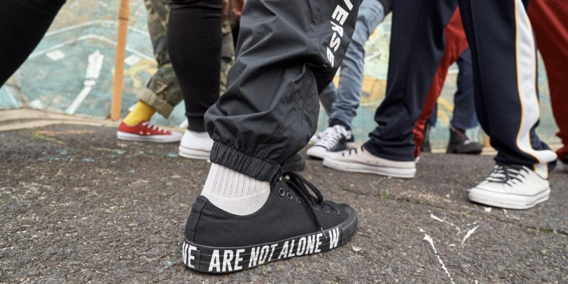 Converse Drops New 'We Are Not Alone' Campaign
