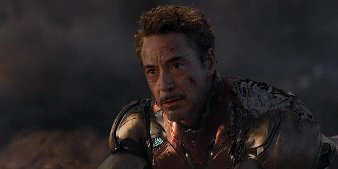 Downey Jr Avengers Endgame Thanos Return