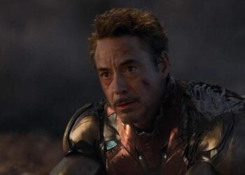 Downey Jr Avengers Endgame Thanos Return