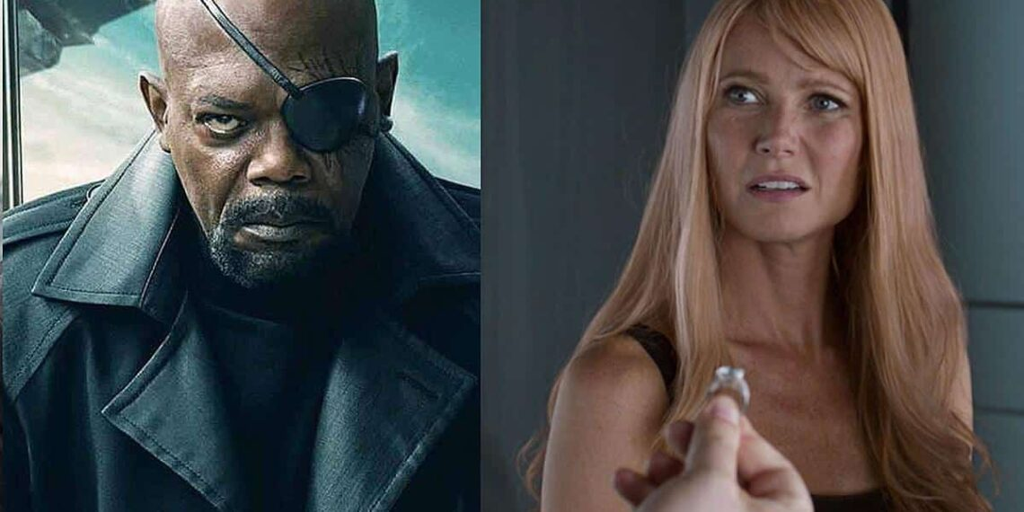 Gwyneth Paltrow Had No Clue Samuel L. Jackson Was in the Marvel Cinematic Universe