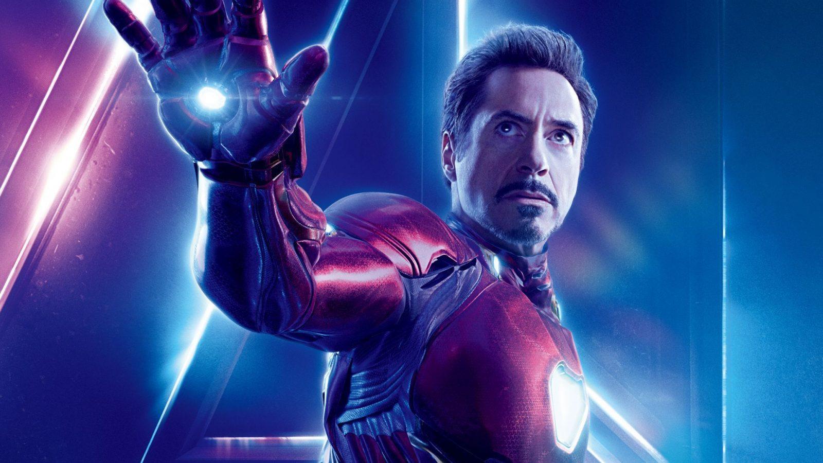Iron-Man-Robert-Downey-Jr- Avengers Endgame