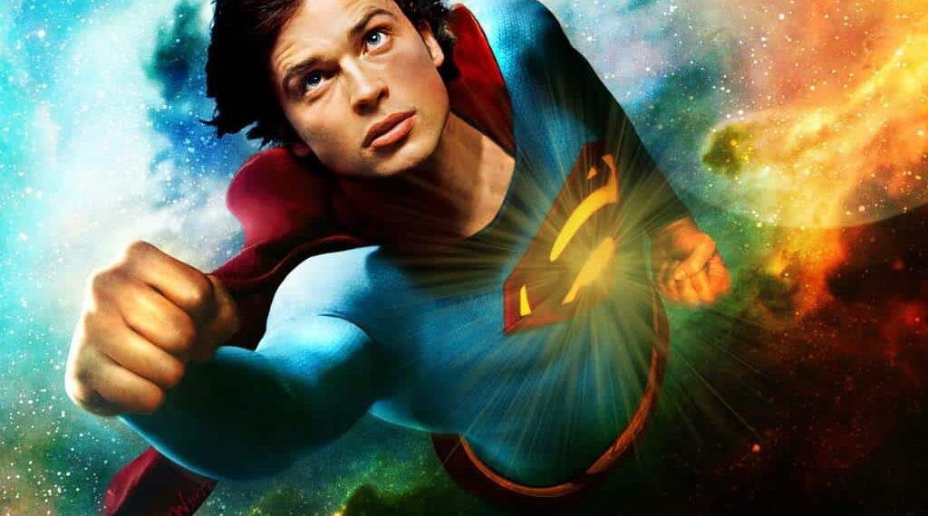 Is Tom Welling Returning As Smallville's Superman In Crisis On Infinite Earths