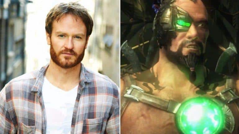 Kano, the mercenary turned fighter, will be played by Australian actor Josh Lawson.