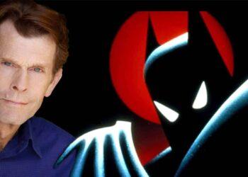Kevin Conroy Batman Beyond Bruce Wayne