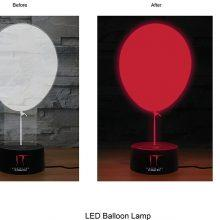"""LED Balloon Lamp Win An Awesome """"IT: Chapter 2"""" Hamper Worth R2000 - CLOSED Competitions"""