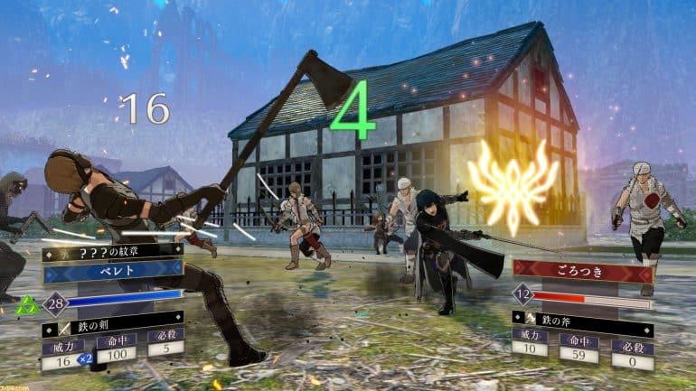 Review Fire Emblem: Three Houses