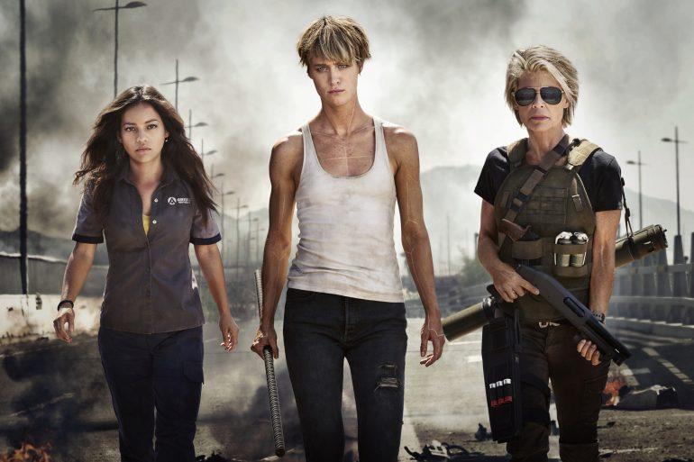 SJW movies Terminator