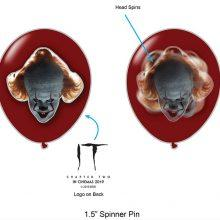"""Spinner Pin Win An Awesome """"IT: Chapter 2"""" Hamper Worth R2000 - CLOSED Competitions"""