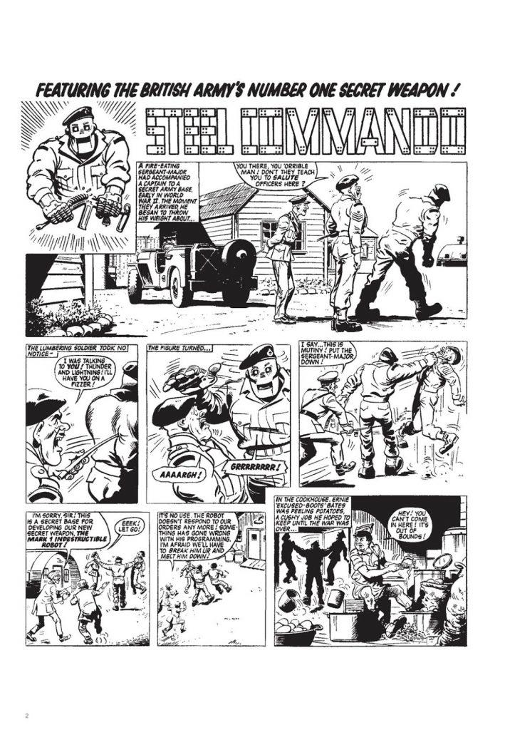 The Best of Steel Commando Review