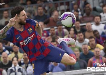 Win A eFootball PES 2020 Hamper