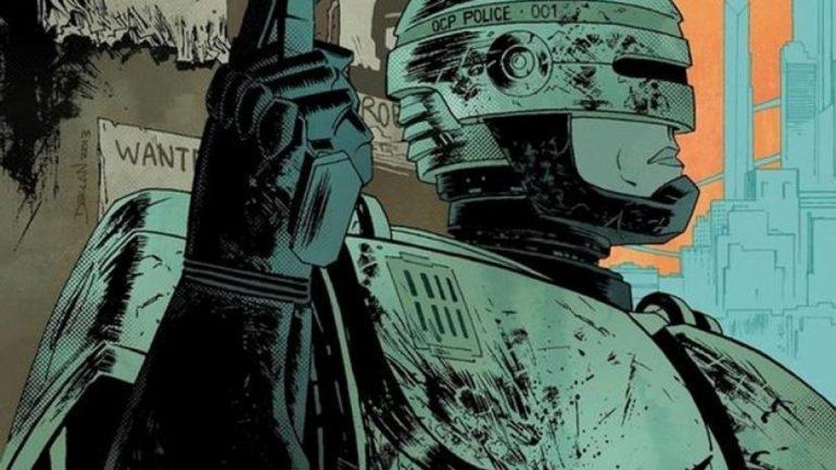 Zack Snyder Robocop Frank Miller