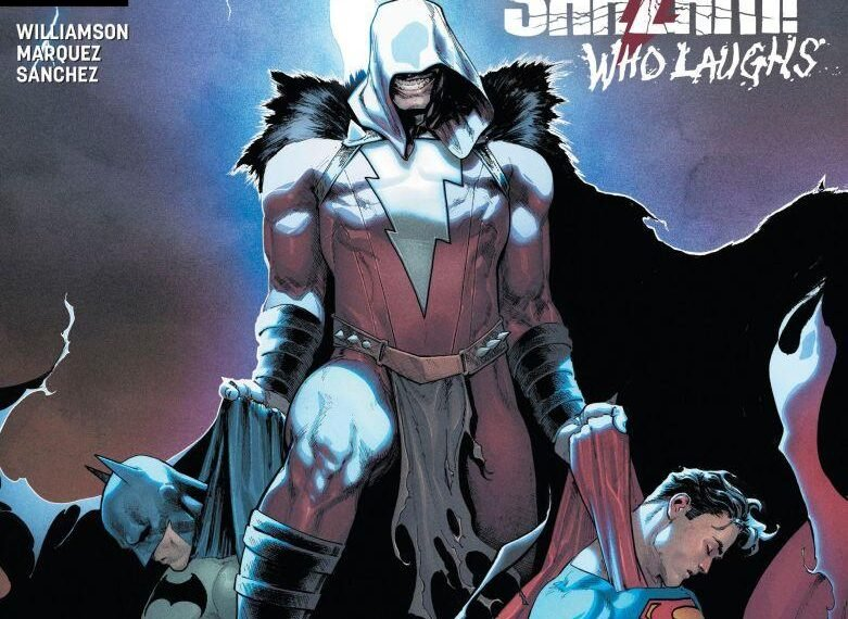 Batman Superman #2 The Shazam Who Laughs
