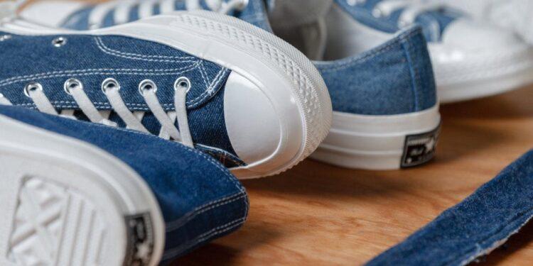 Converse Drops The Renew Denim Sneaker Collection
