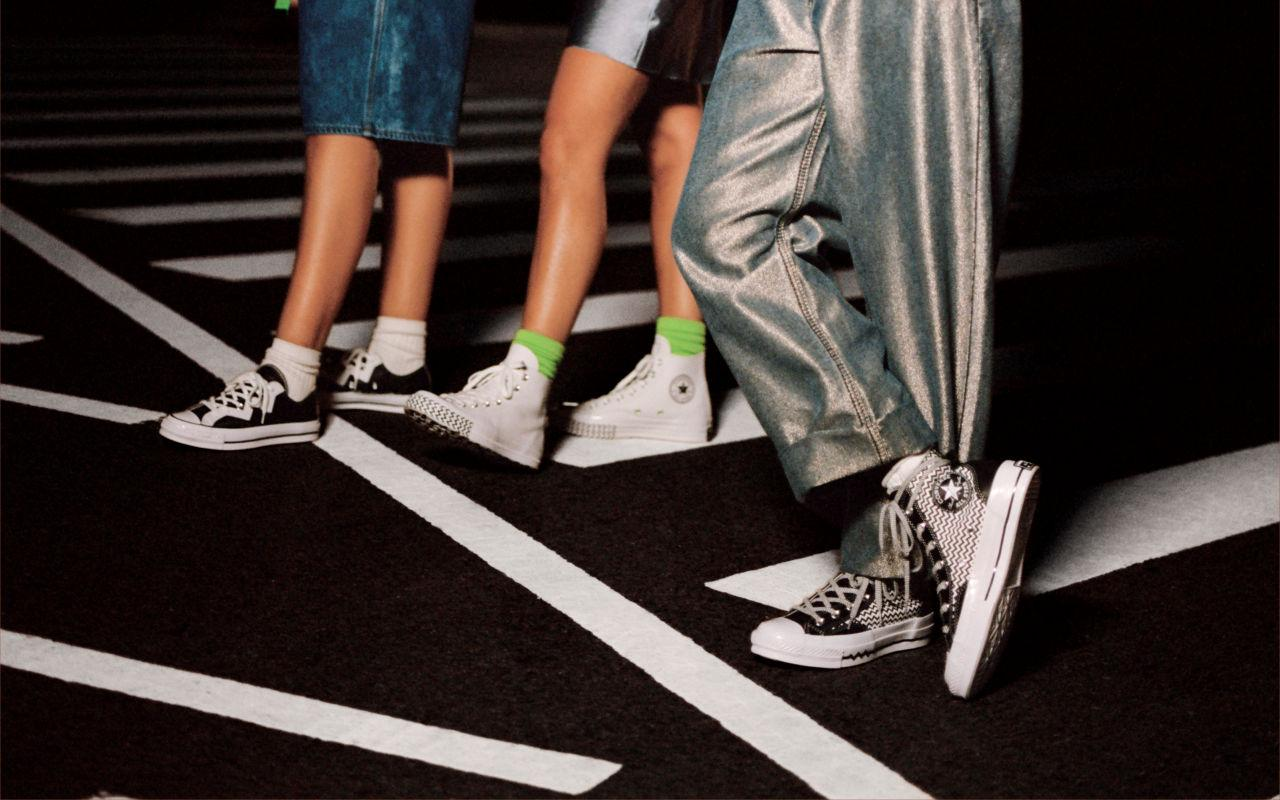 Converse Drops New Basketball Sneaker - VLTG Mission-V Collection